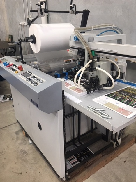 As New Printing Machinery Company –
